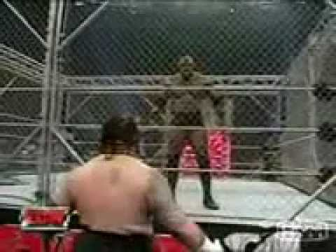 Wwe-raw Bobby Lashley Breaks The Cage video