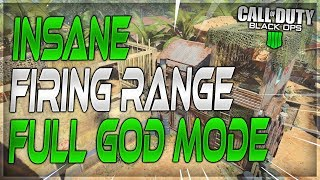 Black Ops 4 *PROP HUNT* : NEW INSANE FIRING RANGE FULL UNDER THE MAP AND FULL GOD MODE ! (New Method