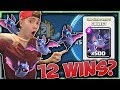 12 WIN BAT CHALLENGE! How To Get 12 Wins!   Clash Royale
