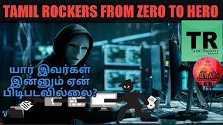 Tamil rockers from zero to herobehind TamilRockers