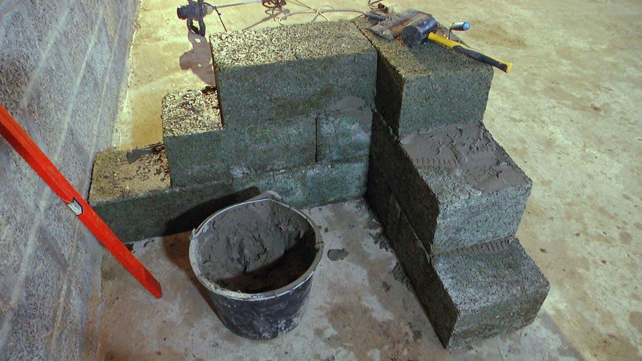 Арболитовые блоки своими руками цена