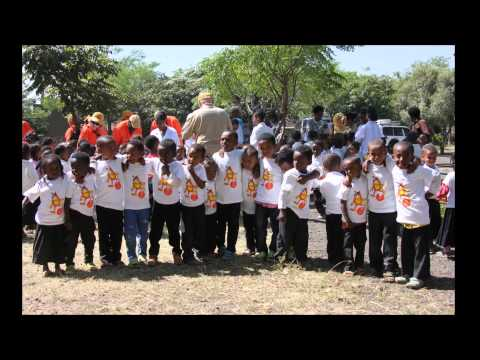 Video Highlights of Rotary Expedition to Ethiopia for Polio NID