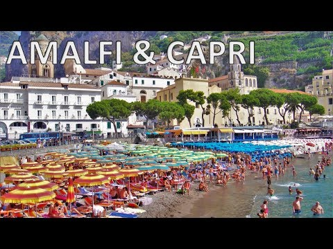 Video I've made in Amalfi, Positano, Sorrento and Capri Island during my trip in Italy in summer 2010.