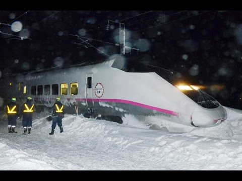 Heavy Snow Hits Northern Japan: Breaking News