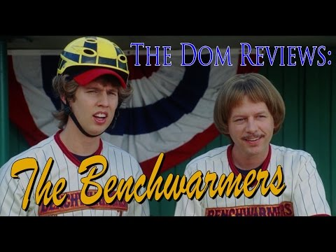The Dom Reviews: The Benchwarmers