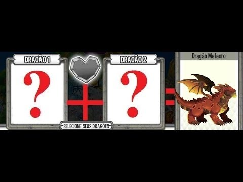 Cruzamento - Dragão Meteoro