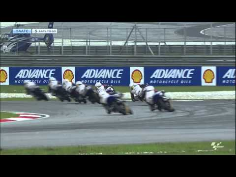 Shell Advance Asia Talent Cup - round eighth Sepang Race 2