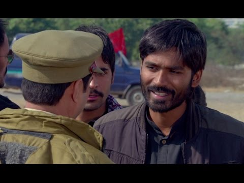 The Threatening Act By Dhanush