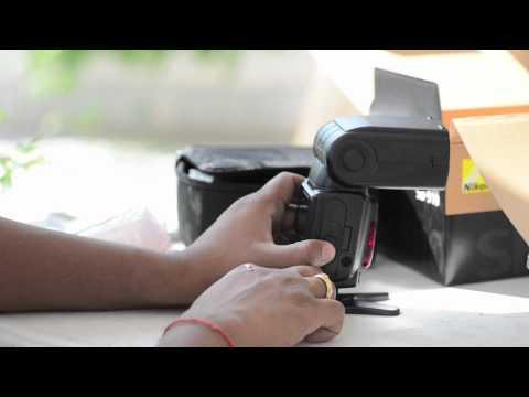 Nikon SB-910 Unboxing