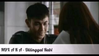 Ndx A.K.A Ft PJR - Ditinggal Rabi