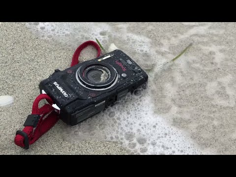 Red35 Review: The Olympus Tough TG-5