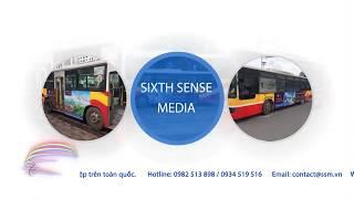 Hải Phát Land quảng cáo dự án biệt thự đồi thông trên xe bus Hà Nội -  [SSM.VN]