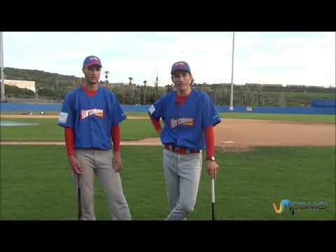 Cómo agarrar una pelota de Béisbol - baseball