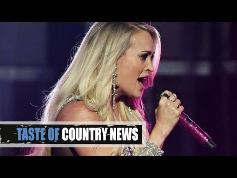 Cover Lagu Carrie Underwood's ACM Performance Left Us Crying Ugly