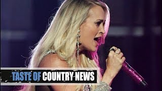 Download Lagu Carrie Underwood's ACM Performance Left Us Crying Ugly Gratis STAFABAND