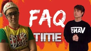 FAQ TIME DI CAPODANNO! w/Leo
