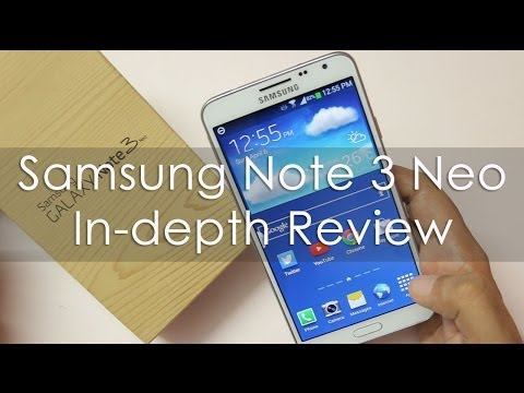 Samsung Galaxy Note 3 Neo Full Review (Exynos 6 Core)