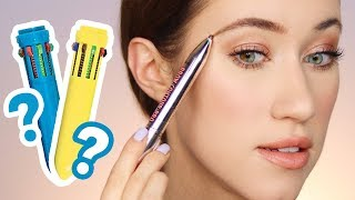 NEW 4-in-1 BROW Pencil?! 😱