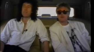 Queen - Brian May & Roger Taylor - 1989 Interview