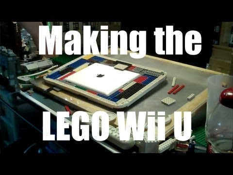 Making the LEGO Wii U.mov