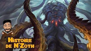 Histoire de N'zoth, Dieu très ancien