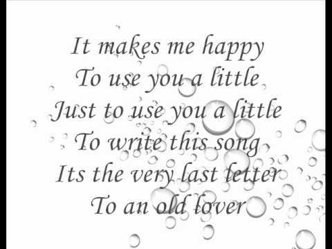 8 letters lyrics: