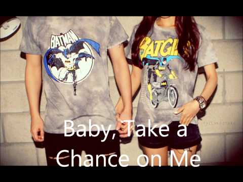 Dean Raven -take A Chance On Me- Lyrics video