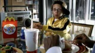 McDonalds Apple Dipper Commercial (hip hop)
