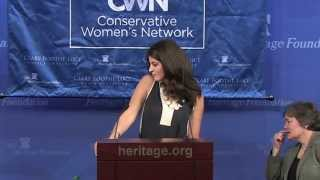 Conservative Women's Network: Lila Rose