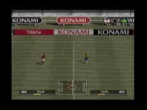 Pro Evolution Soccer3 :England Vs Brasil (2002) PS2