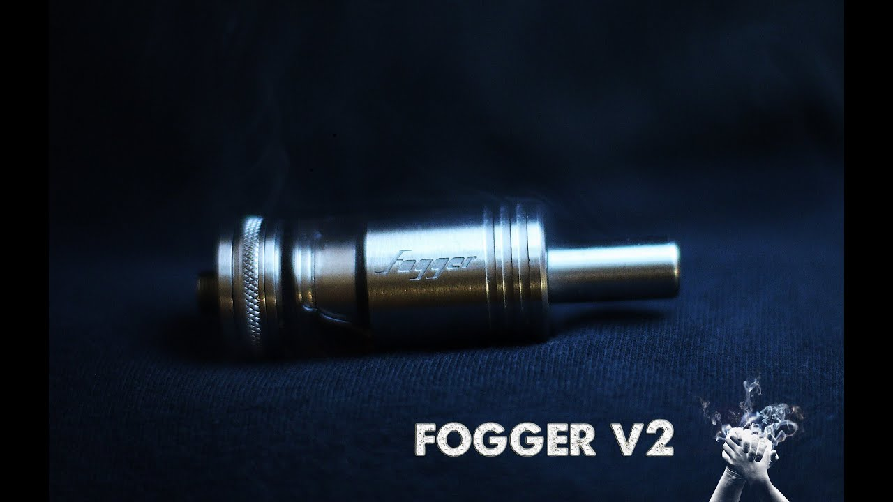 Fogger V6 RBA By Yi Loong Review - YouTube