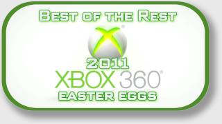 Top Easter Eggs of 2011_ Best Of The Rest