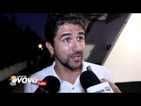 [Gerente de Futebol] Coletiva Apresentação Rodrigo Pastana