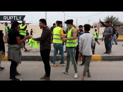 Yellow vests in Iraq: Demo over poor living conditions dispersed by security forces in Basra