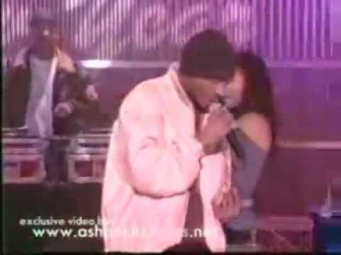 Ja Rule & Ashanti - Always On Time (New Years 2001) (Live)