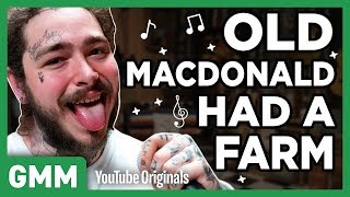 Download Lagu Post Malone Nursery Rhyme Raps Gratis STAFABAND