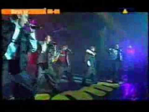 N Sync - Here We Go (live  Comet 1997) video