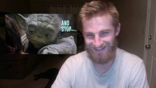 """SEAGULLS! (Stop It Now)"" -- A Bad Lip Reading of The Empire Strikes Back (REACTION)"