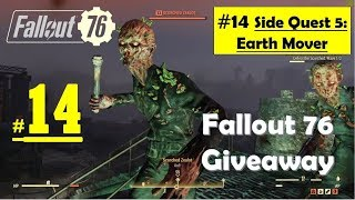Fallout 76 - Earth Mover   Find and build Ignition cores, Keep Rockhound Excavator Working