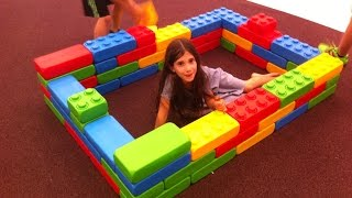 Playground For Babies - Playground For Kids 2016 - Big Lego Blocks