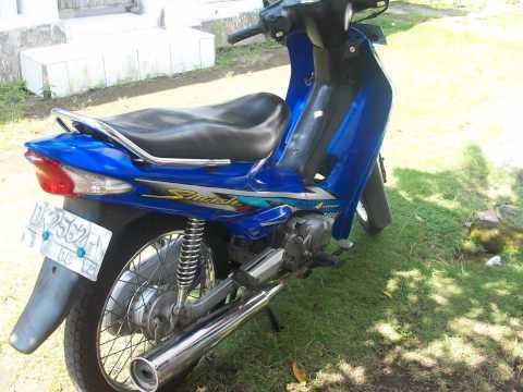 Suzuki smash 2004