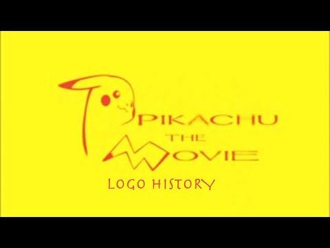Pikachu The Movie Logo History 21