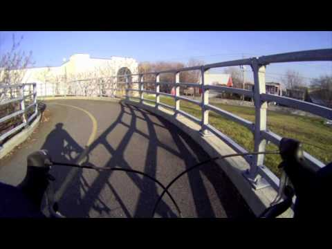 Vélo et Gopro -- Biking with Gopro