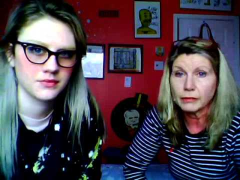 Me and my mama talk anxiety, depression & mental illness generally
