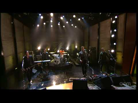 Queens of the Stone Age - If Only [Live at Conan O'Brien] 1080 HD