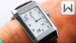 Jaeger LeCoultre Reverso Grande Date 8 Days (Q3008420) Luxury Watch Review