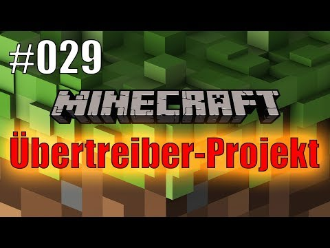 MINECRAFT Übertreiber-Projekt #29 Nightvision Goggles - Let's Play Feed The Beast