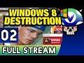 Download Lagu [Vinesauce] Joel - Windows 8 Destruction ( FULL STREAM ) ( Part 2 ) MP3