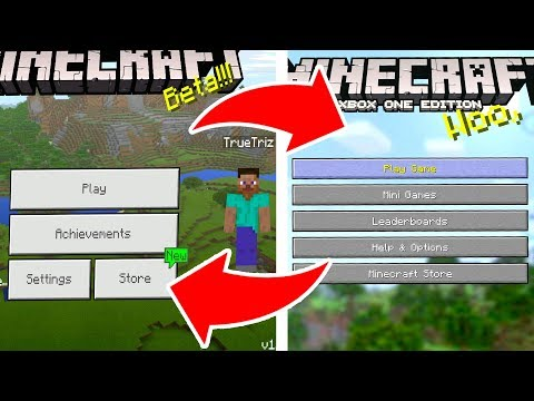 How to Play CROSS PLATFORM Servers Minecraft PE and Minecraft Xbox BETA (1.2 Better Together Update)