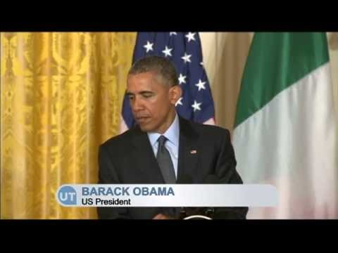 Obama: Russia has not implemented Minsk